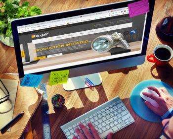 Teryair Website